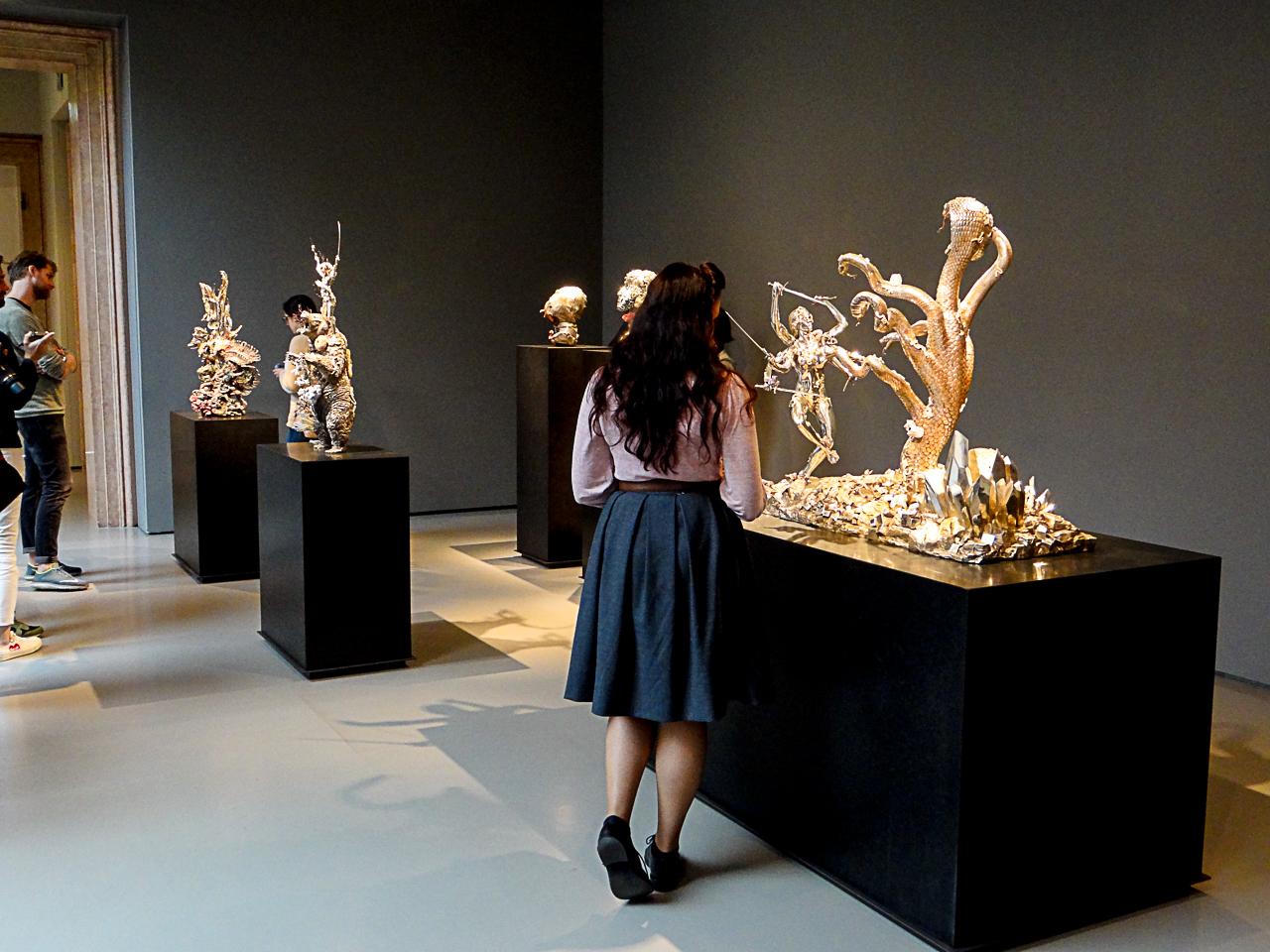 Andromeda e Medusa: Damien Hirst a Venezia